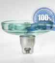 Glass Fog Profile Suspension Insulators