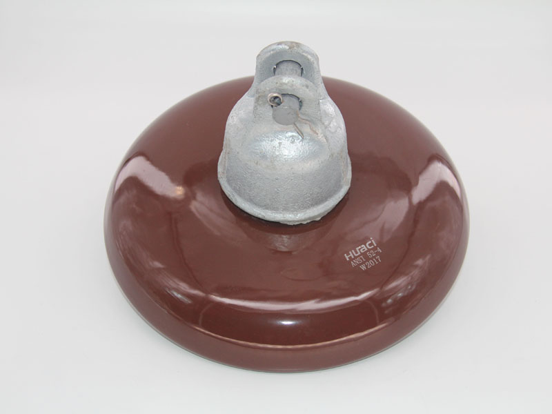 Porcelain Clevis Type Suspension Insulators ANSI 52-4